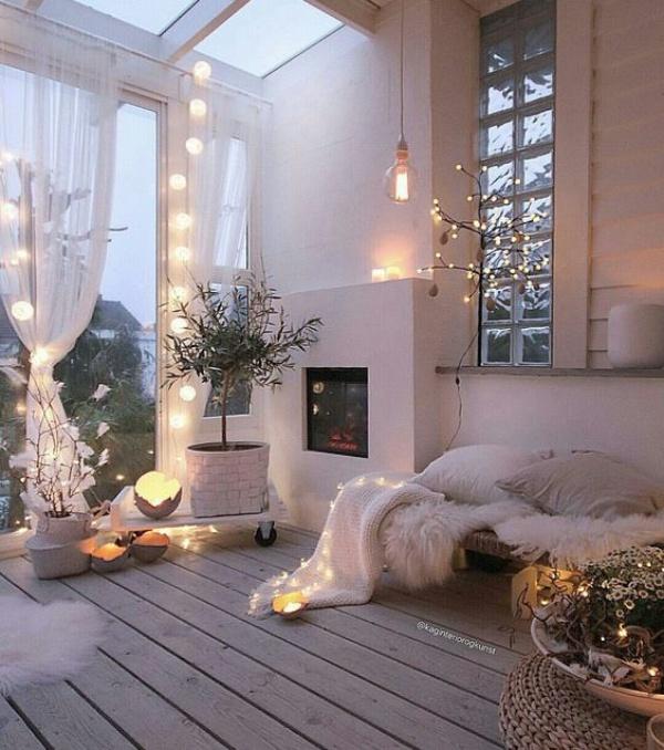 Phòng ngủ đẹp lãng mạn như resort sang chảnh nhờ ý tưởng deco bằng đèn Led - Ảnh 14.