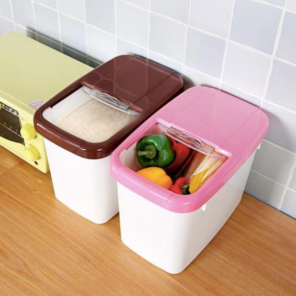 Căn bếp nhỏ luôn gọn gàng và tiện lợi nhờ khéo chọn 8 vật dụng thông minh này - Ảnh 2.