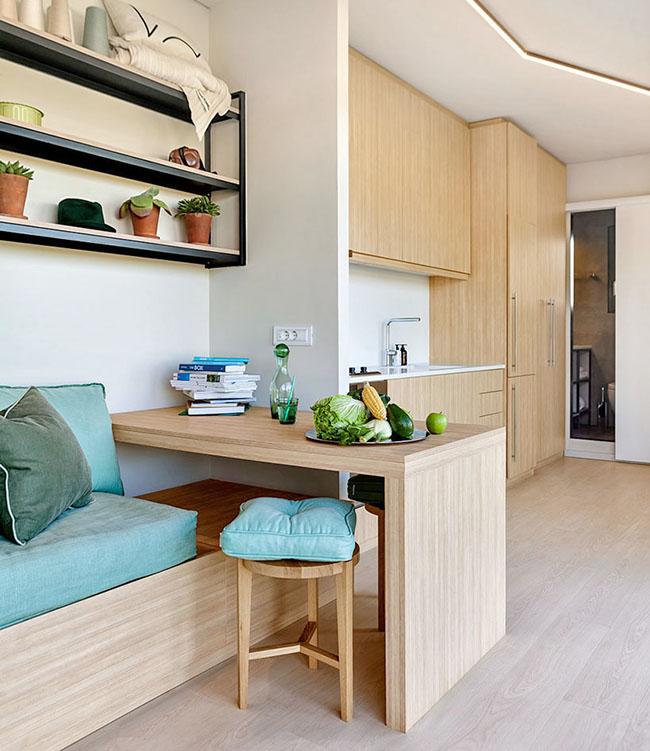Ngôi nhà sinh thái bằng gỗ thân thiện với môi trường được hoàn thiện chỉ trong 1 tháng   - Ảnh 10.