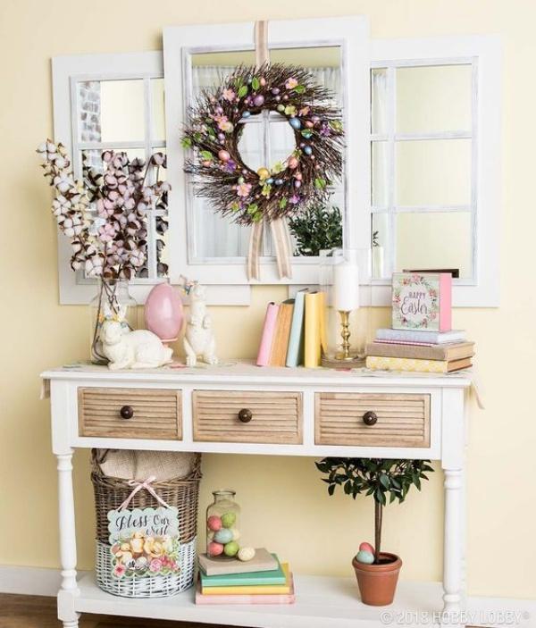 Những ý tưởng décor bàn cũ vô cùng ấn tượng cho không gian sống đẹp cuốn hút - Ảnh 2.