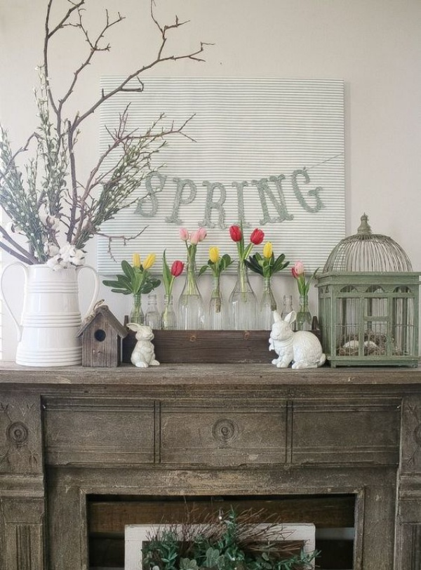Những ý tưởng décor bàn cũ vô cùng ấn tượng cho không gian sống đẹp cuốn hút - Ảnh 3.