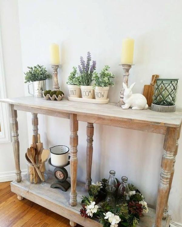 Những ý tưởng décor bàn cũ vô cùng ấn tượng cho không gian sống đẹp cuốn hút - Ảnh 6.