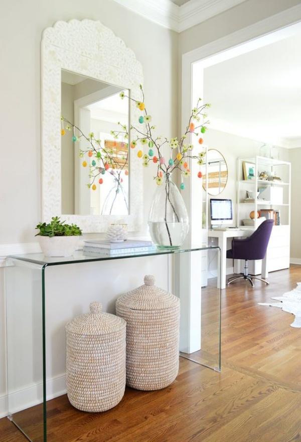 Những ý tưởng décor bàn cũ vô cùng ấn tượng cho không gian sống đẹp cuốn hút - Ảnh 12.