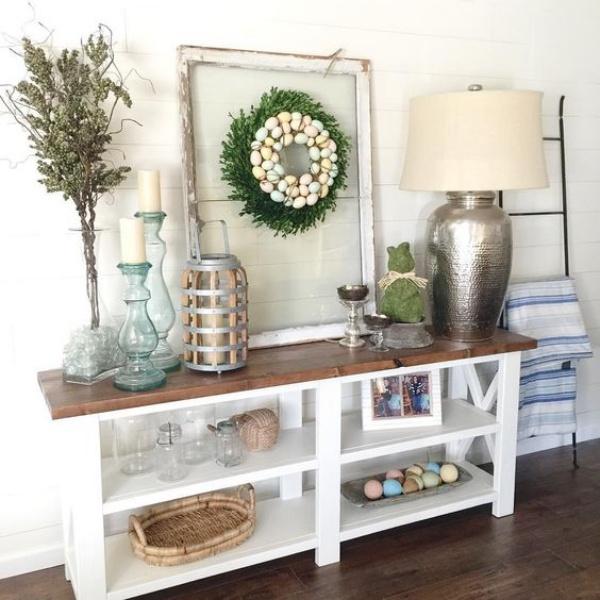 Những ý tưởng décor bàn cũ vô cùng ấn tượng cho không gian sống đẹp cuốn hút - Ảnh 13.