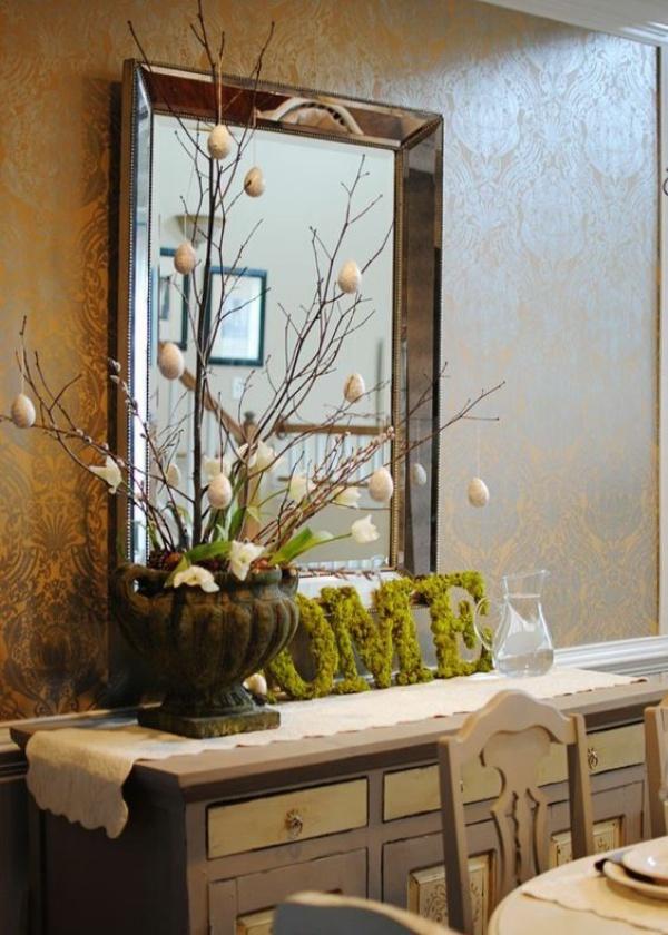 Những ý tưởng décor bàn cũ vô cùng ấn tượng cho không gian sống đẹp cuốn hút - Ảnh 15.