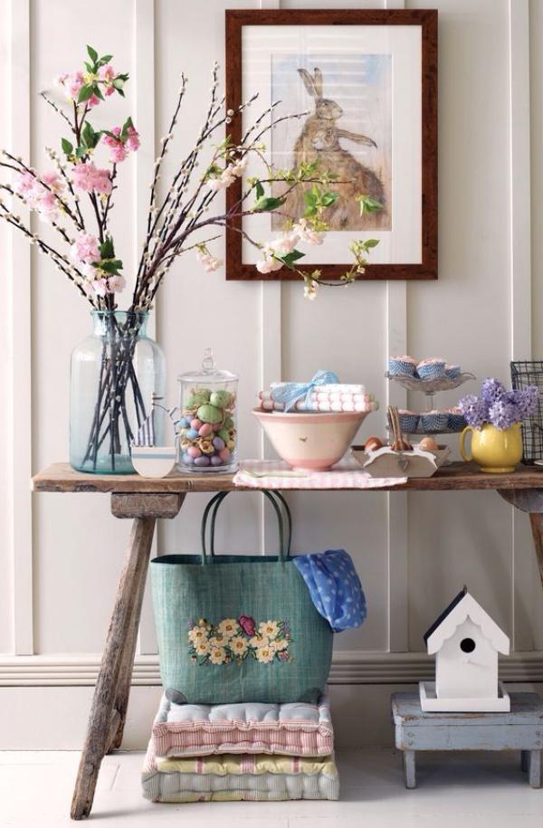 Những ý tưởng décor bàn cũ vô cùng ấn tượng cho không gian sống đẹp cuốn hút - Ảnh 17.