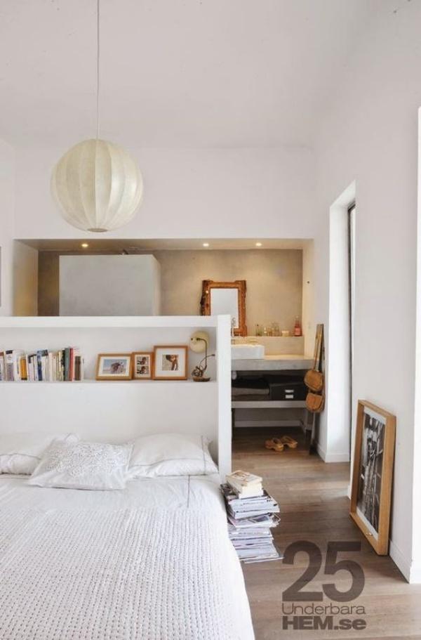 Tường lửng - Giải pháp phân chia không gian vô cùng thông minh cho những căn nhà nhỏ - Ảnh 8.