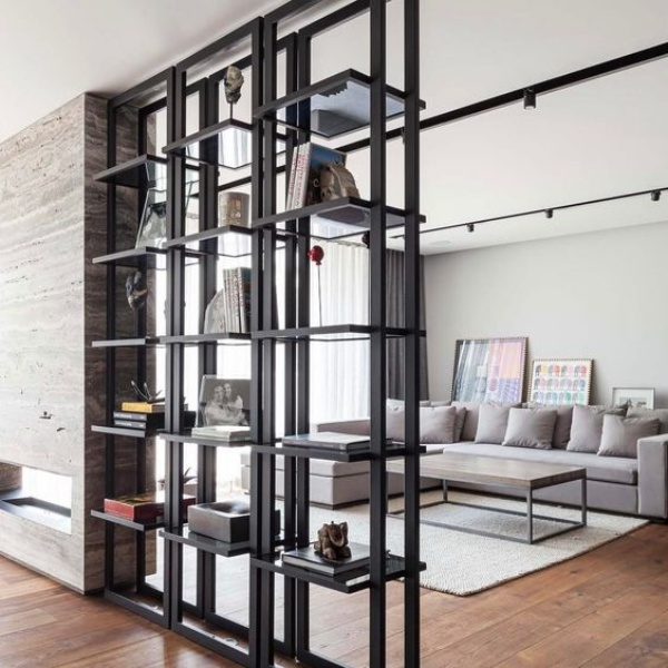Những ý tưởng dùng kệ để tạo góc lưu trữ cực đẹp và hữu ích cho nhà nhỏ - Ảnh 11.