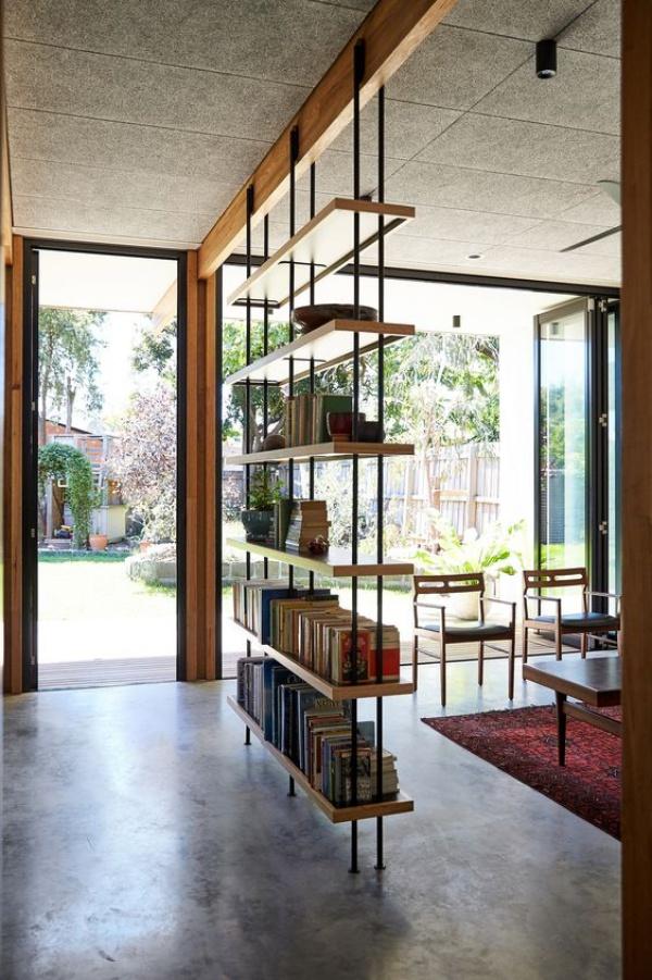 Những ý tưởng dùng kệ để tạo góc lưu trữ cực đẹp và hữu ích cho nhà nhỏ - Ảnh 15.