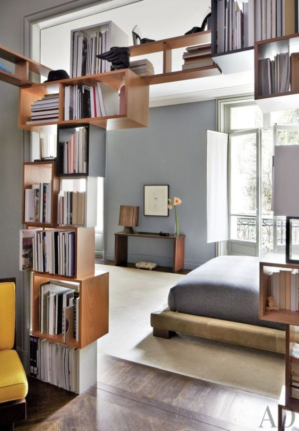 Những ý tưởng dùng kệ để tạo góc lưu trữ cực đẹp và hữu ích cho nhà nhỏ - Ảnh 17.
