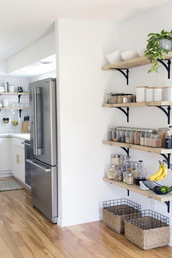 Những ý tưởng dùng kệ để tạo góc lưu trữ cực đẹp và hữu ích cho nhà nhỏ - Ảnh 19.