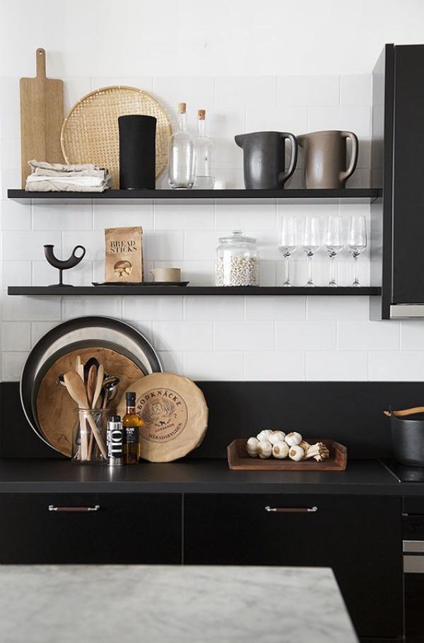 Những ý tưởng dùng kệ để tạo góc lưu trữ cực đẹp và hữu ích cho nhà nhỏ - Ảnh 22.