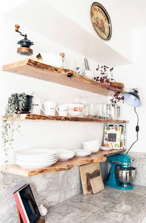 Những ý tưởng dùng kệ để tạo góc lưu trữ cực đẹp và hữu ích cho nhà nhỏ - Ảnh 24.