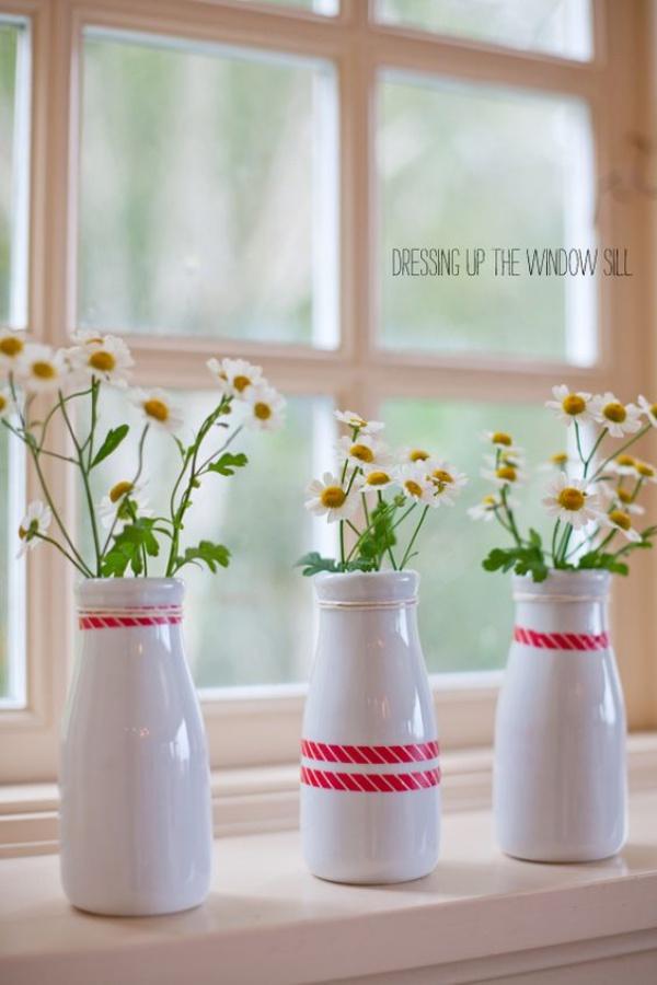Những cách cắm hoa sáng tạo giúp nhà bạn lúc nào cũng đẹp như trong một vườn hoa - Ảnh 1.