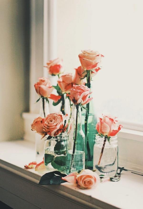 Những cách cắm hoa sáng tạo giúp nhà bạn lúc nào cũng đẹp như trong một vườn hoa - Ảnh 3.