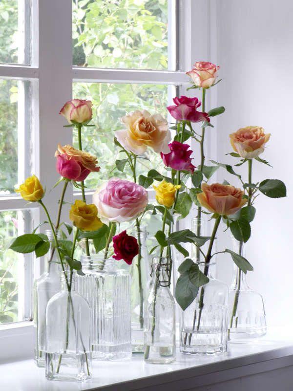 Những cách cắm hoa sáng tạo giúp nhà bạn lúc nào cũng đẹp như trong một vườn hoa - Ảnh 4.