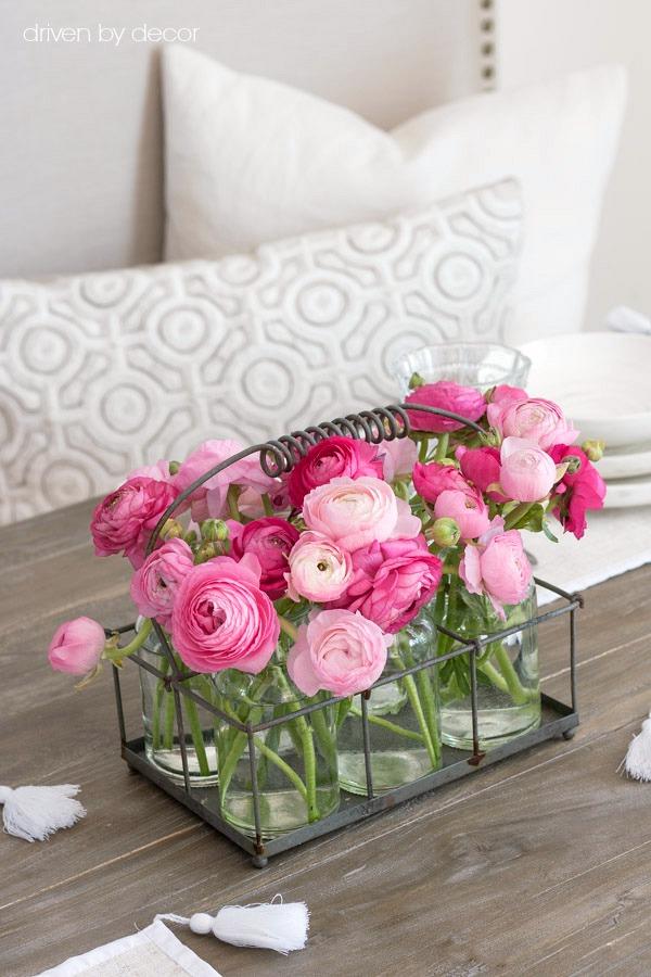 Những cách cắm hoa sáng tạo giúp nhà bạn lúc nào cũng đẹp như trong một vườn hoa - Ảnh 6.