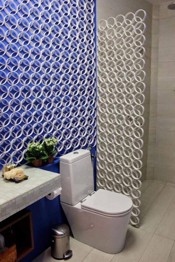 Gợi ý những cách sáng tạo cho không gian đẹp bất ngờ khi tận dụng ống nhựa PVC - Ảnh 7.
