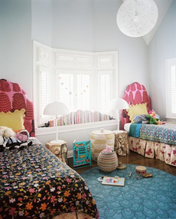 Phát triển thị giác và tính năng động cho trẻ nhờ trang trí phòng theo phong cách Bohemian - Ảnh 3.