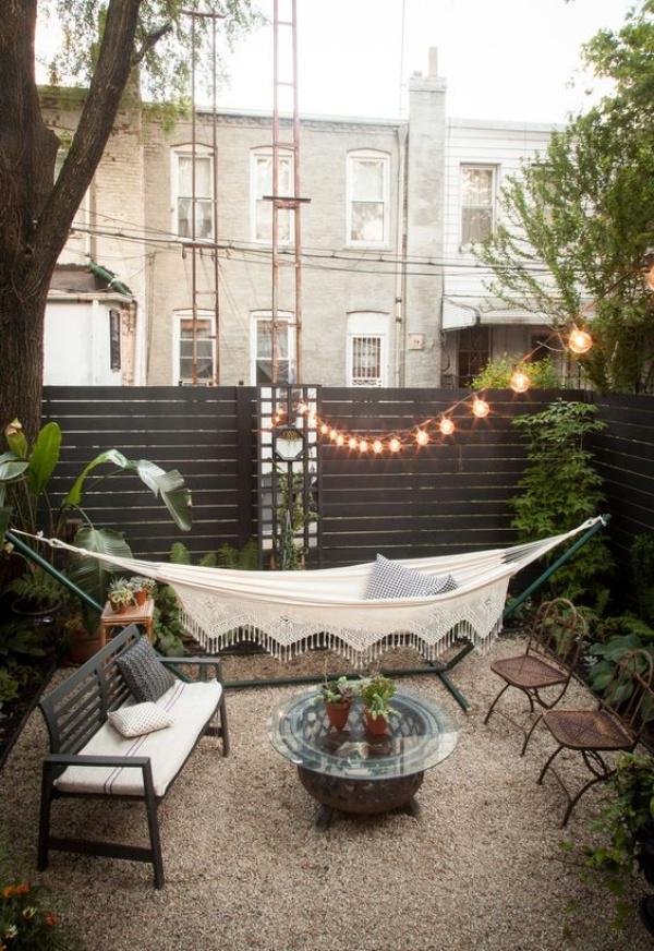 Phòng khách ngoài trời, ý tưởng tuyệt vời tận hưởng hương vị mùa hè - Ảnh 6.