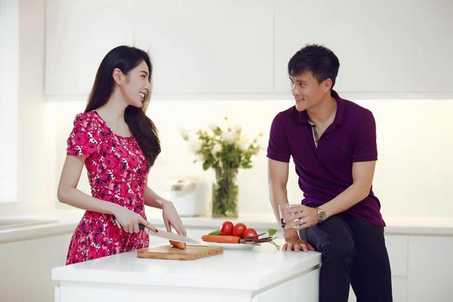 Biệt thự triệu đô ven sông với vườn rau xanh ngắt rộng đến 100m² của cặp vợ chồng hot nhất showbiz Việt: Thủy Tiên – Công Vinh - Ảnh 8.
