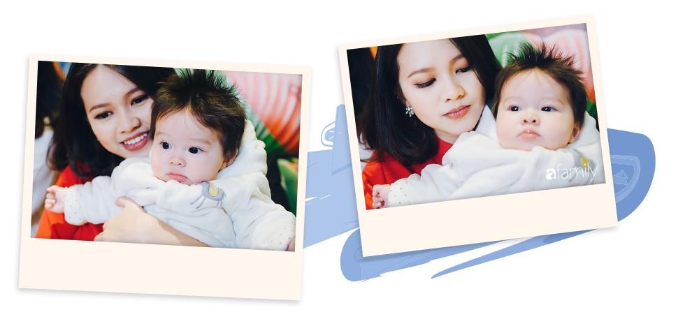 """Hai nàng Beauty blogger Loveat1stshine: """"Lên chức mẹ trẻ khó lắm, nhưng chúng mình đã thành công!"""" - Ảnh 9."""