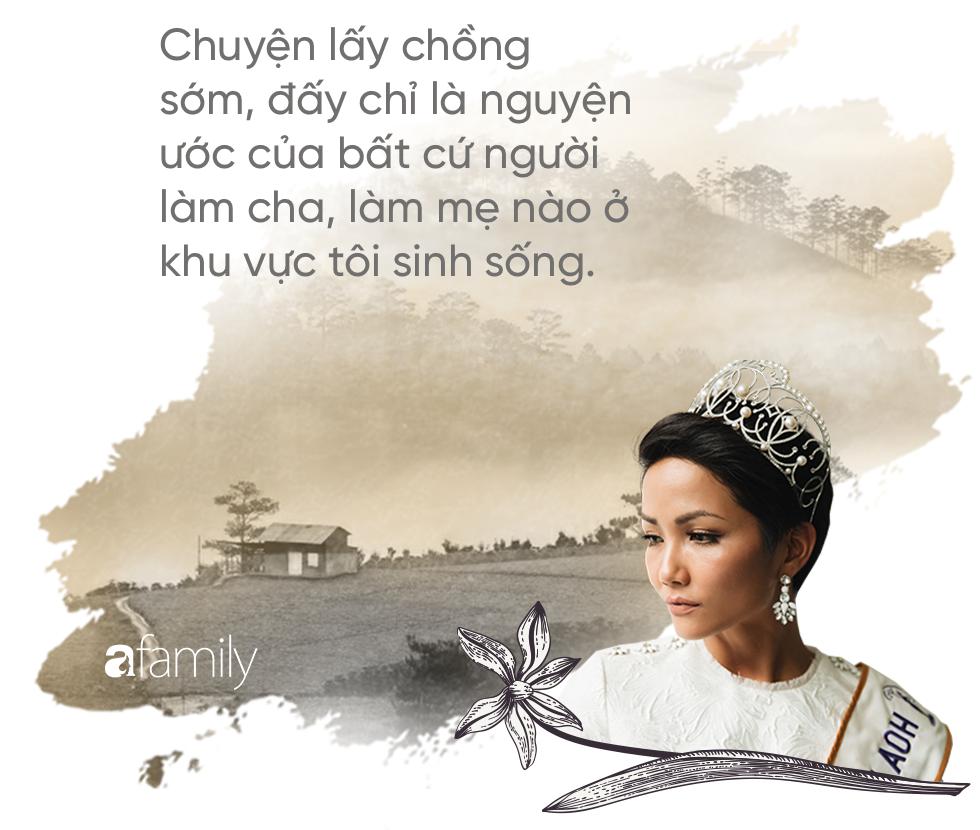 Hoa hậu H'Hen Niê: Không muốn kể khổ, không muốn ai thương hại vì gia cảnh nghèo khó! - Ảnh 5.
