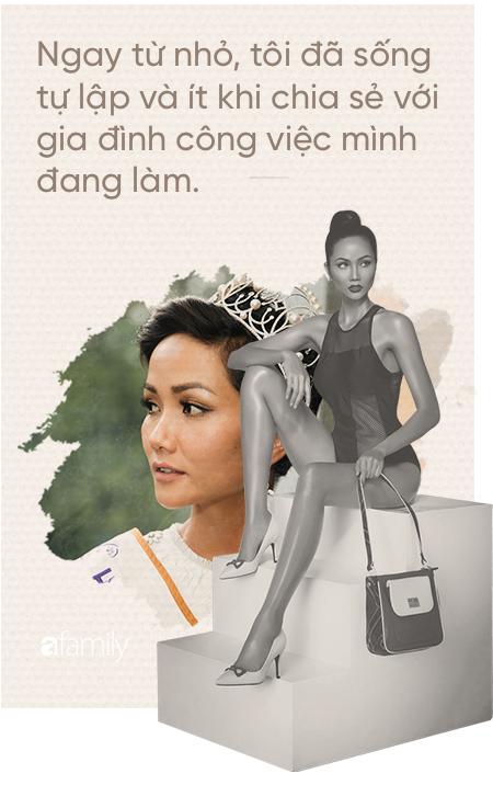 Hoa hậu H'Hen Niê: Không muốn kể khổ, không muốn ai thương hại vì gia cảnh nghèo khó! - Ảnh 7.