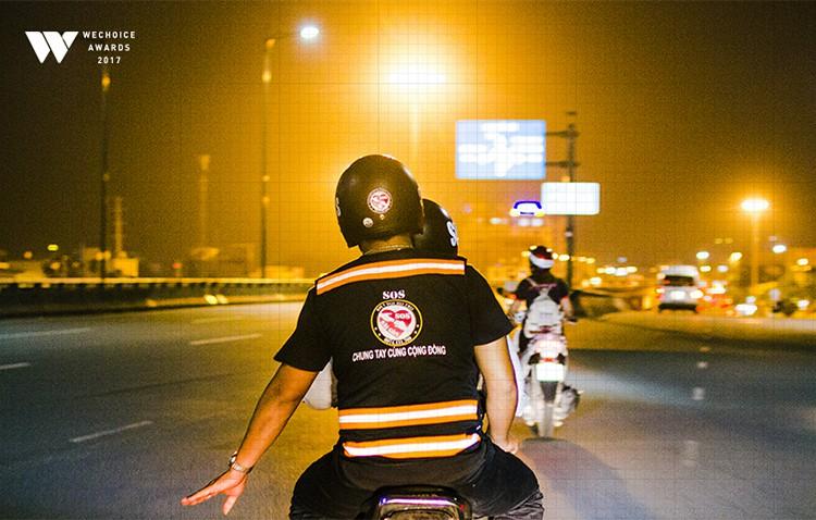 Những chàng trai bao đồng trong biệt đội cứu hộ miễn phí lúc nửa đêm ở Sài Gòn: Chuyện nhỏ xíu thôi mà! - Ảnh 6.