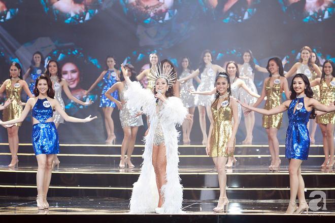 HHen Niê vượt mặt Hoàng Thùy, giành ngôi Hoa hậu Hoàn vũ Việt Nam 2017 - Ảnh 3.