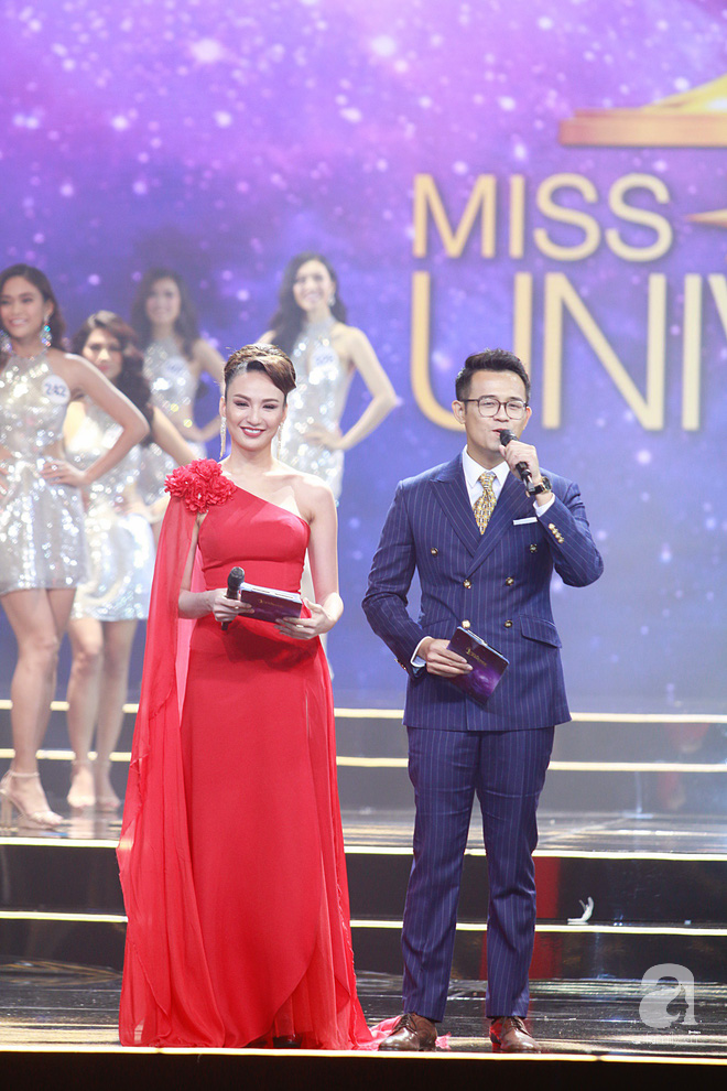 HHen Niê vượt mặt Hoàng Thùy, giành ngôi Hoa hậu Hoàn vũ Việt Nam 2017 - Ảnh 4.