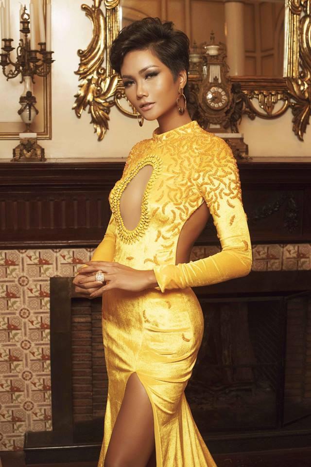 Lần đầu tiên trong lịch sử Việt Nam có một Hoa hậu tóc tém, và đó chính là HHen Niê! - Ảnh 1.