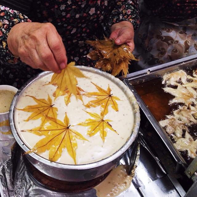 Câu chuyện thú vị về món tempura lá phong cầu kỳ, muốn ăn phải chuẩn bị nguyên liệu trước cả năm trời - Ảnh 5.