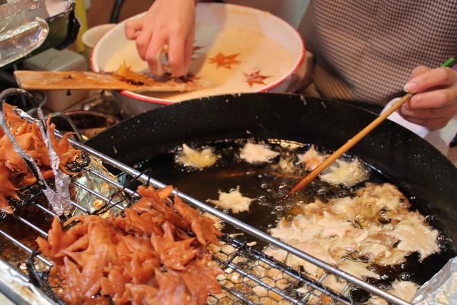 Câu chuyện thú vị về món tempura lá phong cầu kỳ, muốn ăn phải chuẩn bị nguyên liệu trước cả năm trời - Ảnh 6.