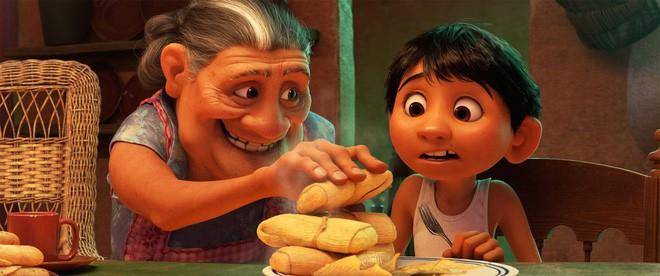 Coco thắng giải Phim hoạt hình hay nhất Quả cầu vàng 2018 - Ảnh 3.