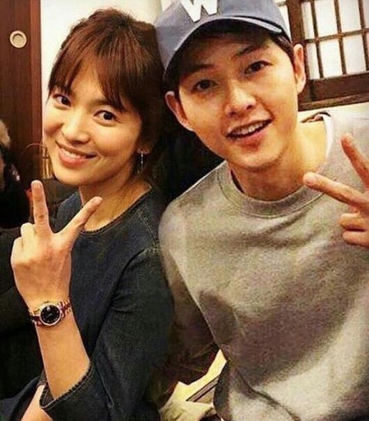 Song Joong Ki và Song Hye Kyo quay lại Nhật Bản kỷ niệm một năm cầu hôn? - Ảnh 2.