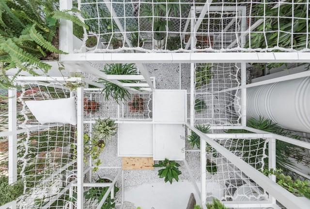 Tầng thượng xanh của KTS Việt lọt Top 10 công trình kiến trúc tác động tích cực đến xã hội 2017 - Ảnh 2.