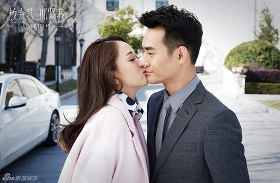 Dính tin đồn hẹn hò với Trần Kiều Ân nhưng Vương Khải lại lộ ảnh thân mật với nữ chính Hoan Lạc Tụng - Ảnh 2.