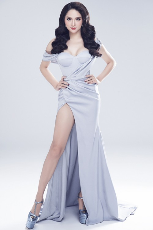 Hương Giang Idol: Mỹ nhân chuyển giới có gout thời trang nóng bỏng nhất Showbiz Việt - Ảnh 2.