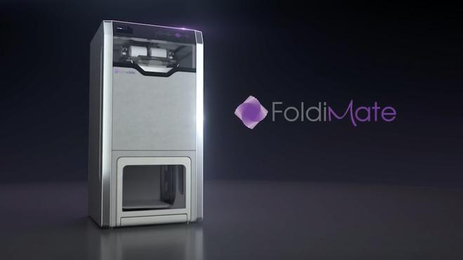 FoldiMate - chiếc máy gấp quần áo siêu nhanh dành riêng cho team ghét việc nhà - Ảnh 3.