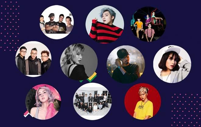 Sơn Tùng M-TP hội ngộ khán giả Hà Nội bằng một loạt hit khủng trong Đại nhạc hội đầu năm  - Ảnh 2.