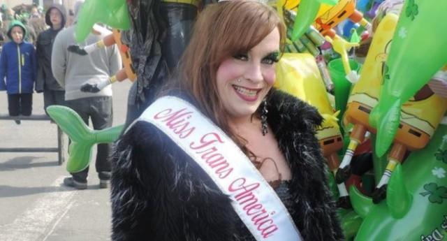 Hoa hậu chuyển giới Mỹ bị chồng sát hại dã man tại nhà riêng - Ảnh 2.