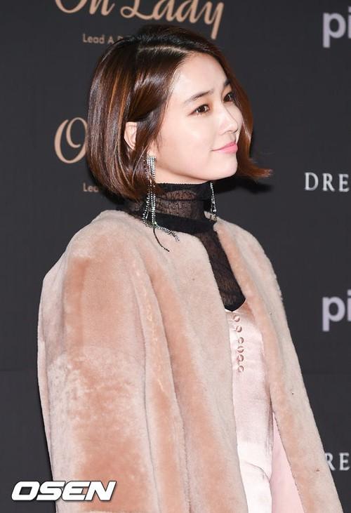 Bà xã Lee Byung Hun chia sẻ về việc đóng phim sau thời gian nghỉ sinh con - Ảnh 1.
