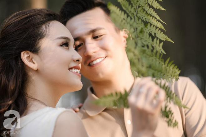 Cặp đôi Việt chuẩn ngôn tình vì trai đẹp, gái xinh lại còn tôn sùng nhau hết mức - Ảnh 7.