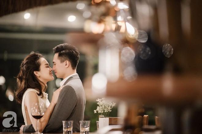 Cặp đôi Việt chuẩn ngôn tình vì trai đẹp, gái xinh lại còn tôn sùng nhau hết mức - Ảnh 8.
