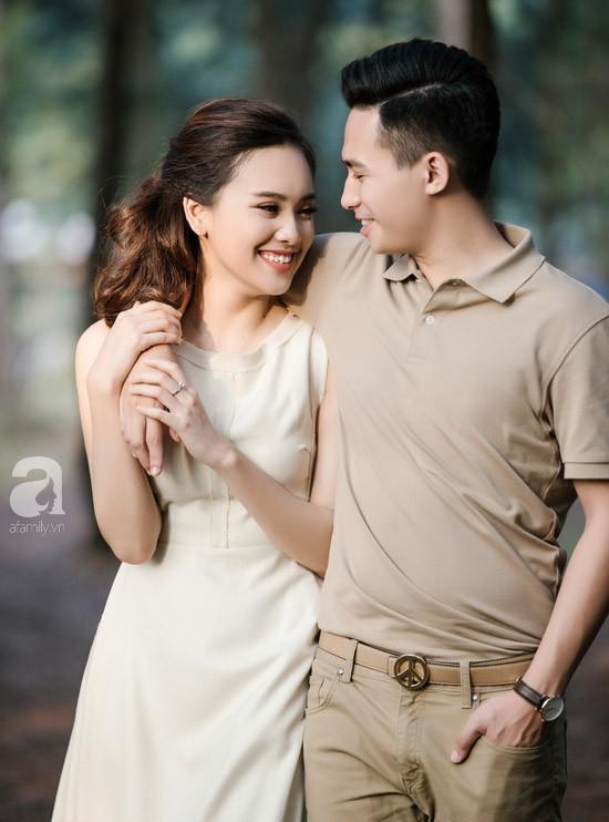 Cặp đôi Việt chuẩn ngôn tình vì trai đẹp, gái xinh lại còn tôn sùng nhau hết mức - Ảnh 10.