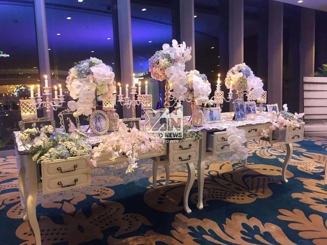 Không gian đám cưới lung linh của em gái Trấn Thành và bạn trai người Hồng Kông - ảnh 2