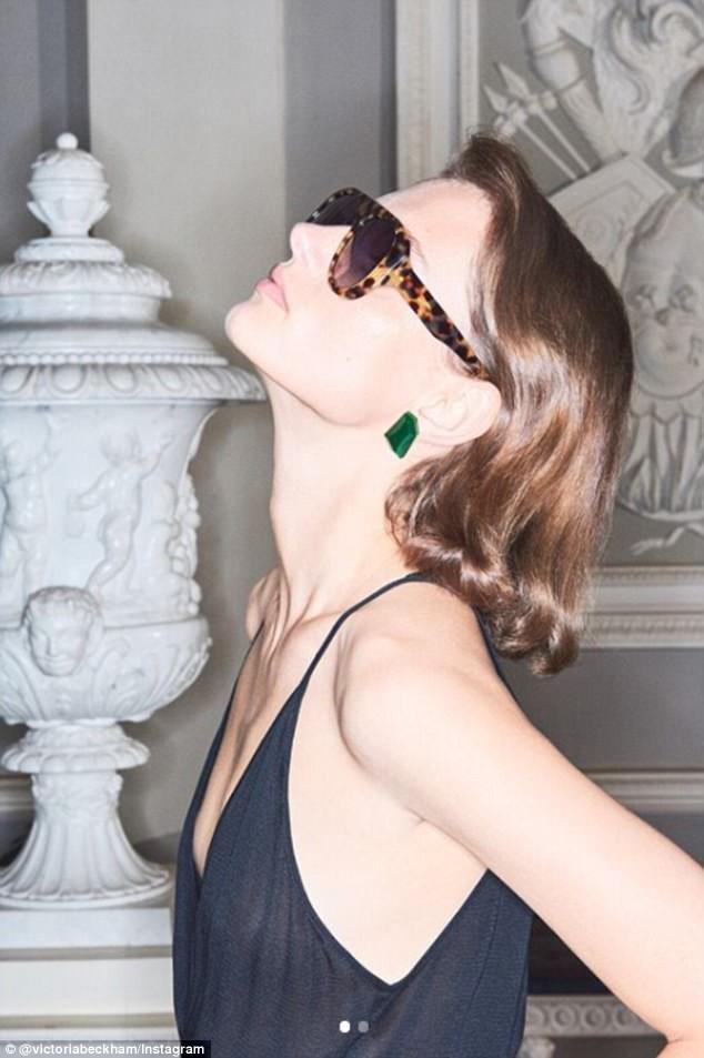 Victoria Beckham bị phản ứng mạnh vì để mẫu gầy nhẳng chụp hình quảng cáo - Ảnh 2.
