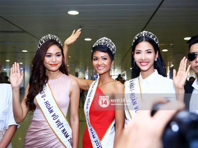 Thật may: Kể từ khi đăng quang đến nay, Hoa hậu HHen Niê chưa lần nào mặc lỗi! - Ảnh 1.