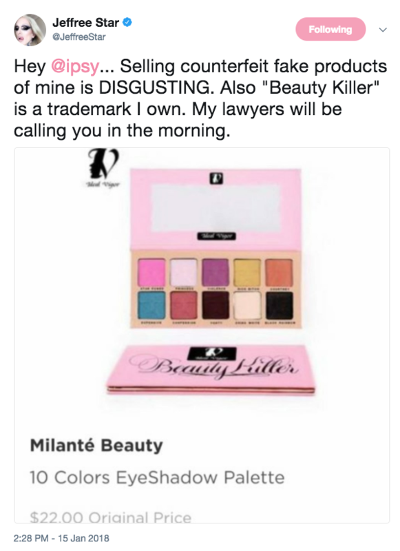 Công ty mỹ phẩm do Michelle Phan sáng lập dính phốt bán hàng nhái, bị chỉ trích dữ dội trên Twitter - Ảnh 2.